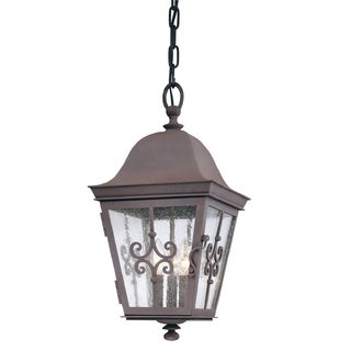 Troy Lighting Markham 3-light Hanging Lantern