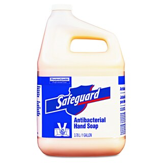 Safeguard Antibacterial 1 gal Bottle Liquid Hand Soap (Pack of 2)