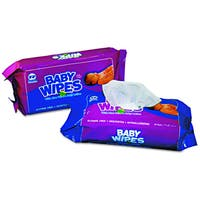 Royal White Baby Wipes Refill Pack