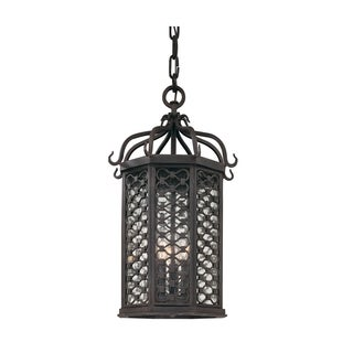 Troy Lighting Los Olivos 3-light Hanging Lantern