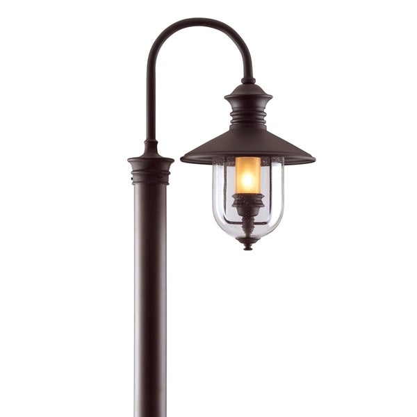 Shop troy lighting old town 1 light post lantern free shipping troy lighting old town 1 light post lantern aloadofball Gallery