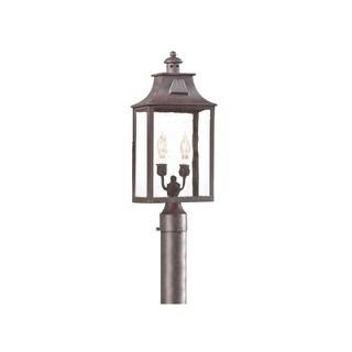 Troy Lighting Newton 2-light Post Lantern