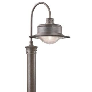 Troy Lighting South Street 1-light Post Downlight