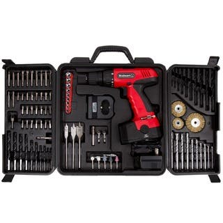 Stalwart 18V Cordless 89-piece Drill Set|https://ak1.ostkcdn.com/images/products/10432594/P17530380.jpg?impolicy=medium