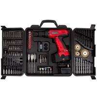 Stalwart 18V Cordless 89-piece Drill Set