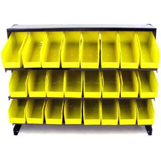 Stalwart 24 Bin Parts Storage Rack Trays|https://ak1.ostkcdn.com/images/products/10432617/P17530428.jpg?impolicy=medium