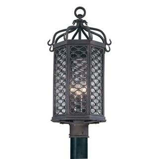 Troy Lighting Los Olivos 3-light Post Lantern