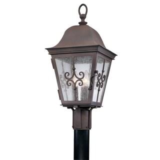 Troy Lighting Markham 3-light Post Lantern