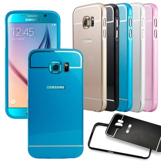 Gearonic Thin Aluminum Hard Phone Case for Samsung Galaxy S6