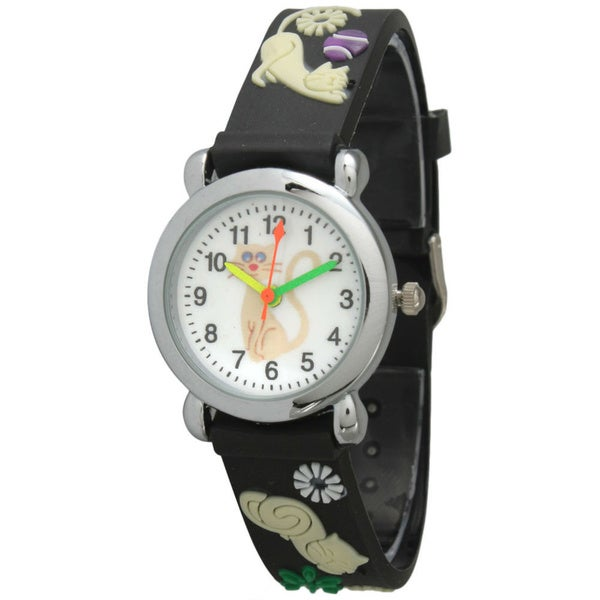 Olivia Pratt Kids' Sassy Cats Watch