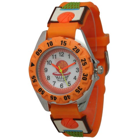 Olivia Pratt Kids' Basketball Watch