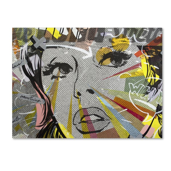 shop dan monteavaro the long stretch canvas art multi free