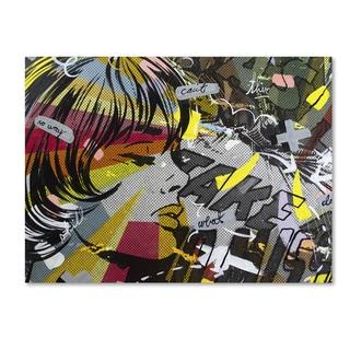 Dan Monteavaro 'Take Away' Canvas Art
