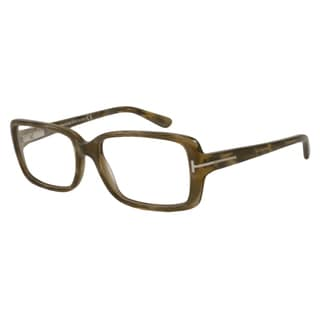 Tom Ford Women's TF5187 Rectangular Reading Glasses