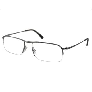 Tom Ford Men's TF5211 Rectangular Reading Glasses