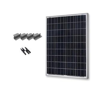 Renogy 100 Watts 12 Volts Polycrystalline Solar Expansion Kit (3 options available)
