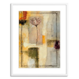 Gallery Direct Jane Bellows 'Flora II' Paper Framed