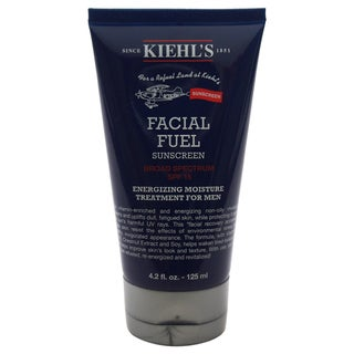 Kiehl's Facial Fuel Sunscreen SPF 15 Energizing 4.2-ounce Moisture Treatment