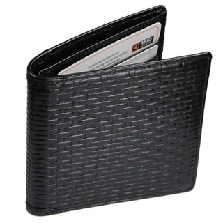 Castello Leather Hipster Wallet With RFID