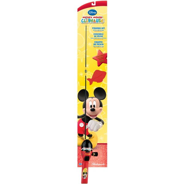 Shakespeare Disney Mickey Kit