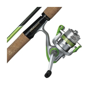 Shakespeare Catch More Fish Panfish Spinning Combo