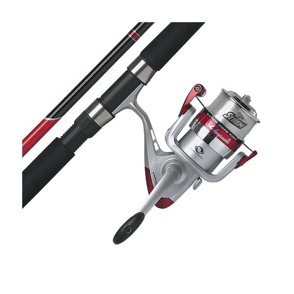 Shakespeare Catch More Fish Striper Spinning Combo