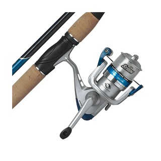 Shakespeare Catch More Fish Inshore Spinning Combo