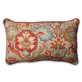 Pillow Perfect Madrid Persian / Tweak Sedona Rectangular Throw Pillow