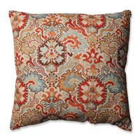 Pillow Perfect Madrid Persian 24.5-inch Throw Pillow