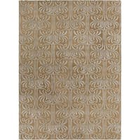 Hand-Tufted Lifeson New Zealand Wool Area Rug - 8' x 11'