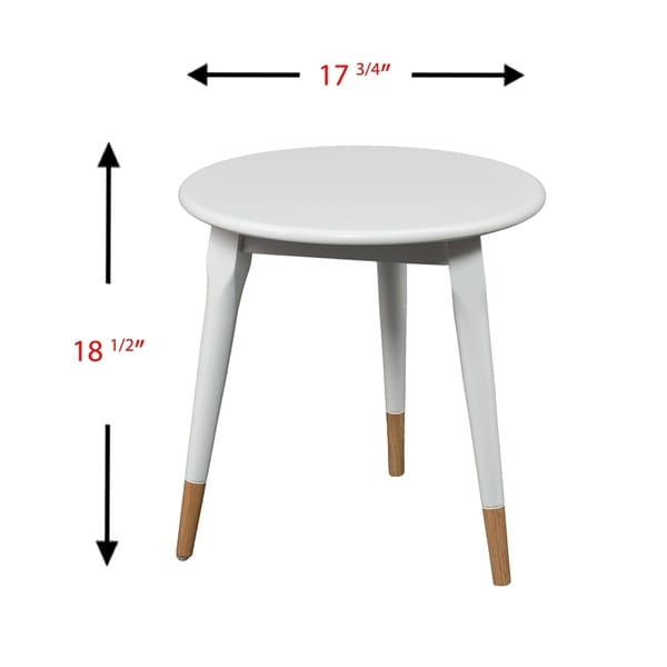 Harper Blvd Craven Round Side/ End Table