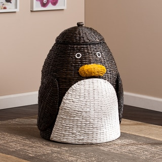 Harper Blvd Penguin Laundry Hamper