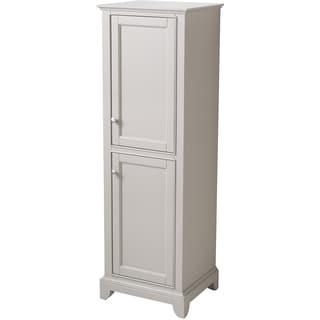 Stufurhome Arianny 19.7 Inch Linen Cabinet