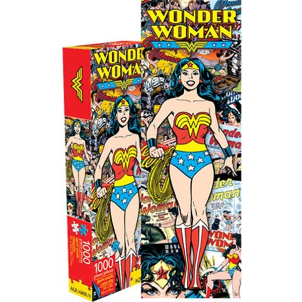 Wonder Woman Retro 1,000-piece Jigsaw Puzzle
