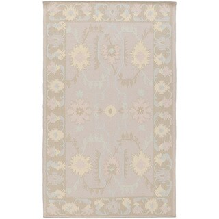Hand-Woven Kenly Southwestern Style Wool Area Rug - 8' X 11'