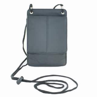 YL Fashion Unisex Anti-Theft Neck Bifold Wallet/ Passport Holder https://ak1.ostkcdn.com/images/products/10434219/P17531791.jpg?impolicy=medium