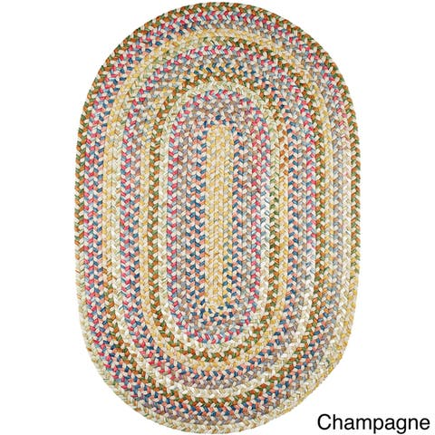 Rhody Rug Charisma Indoor/Outdoor Braided Rug
