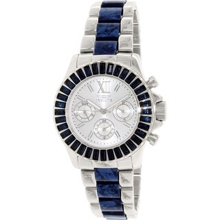 Invicta Women's Angel 18869 Silver Stainless-Steel Swiss Quartz Watch