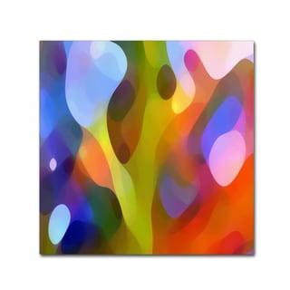 Amy Vangsgard 'Dappled Light 15' Canvas Art
