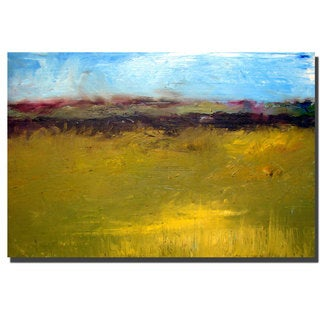 Michelle Calkins 'Abstract Landscape Highway Series