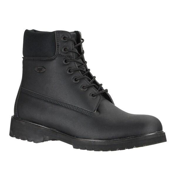 "Lugz Men's ""Convoy SP"" Scuff Proof Lace-up Boots"