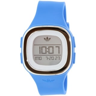 Adidas Men's Denver ADH3034 Blue Silicone Quartz Watch