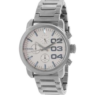 Diesel Women's DZ5463 Silver Stainless-Steel Quartz Watch