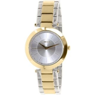 Dkny Women's Stanhope NY2334 Gold Stainless-Steel Quartz Watch