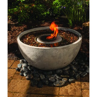 Fire Fountain Water Feature with Pump|https://ak1.ostkcdn.com/images/products/10435974/P17533338.jpg?impolicy=medium