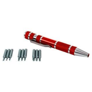 Aluminum Precision Screwdriver Set by Stalwart
