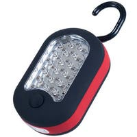LED Work Light with Magnetic Back, Red
