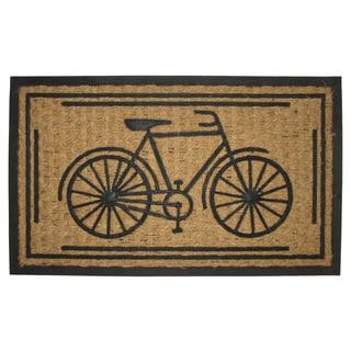 Coir Bike Doormat