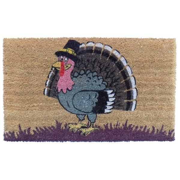 Coir Turkey Doormat
