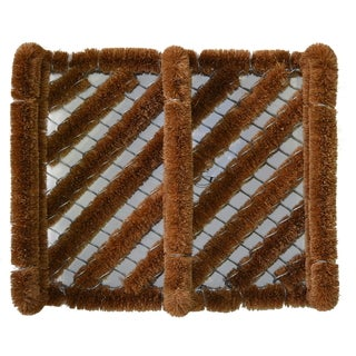 Coir Boot Scrapper Mat Doormat
